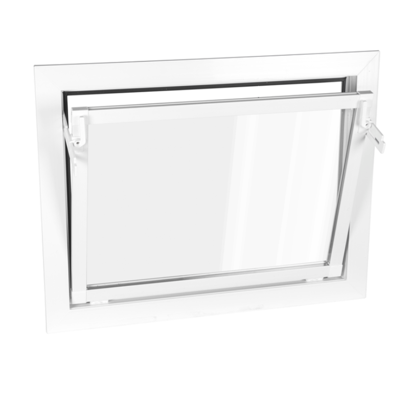 WOLFA Kunsstoff-Fenster.