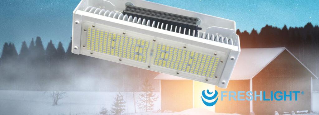 Der hellste 50W LED Scheinwerfer der Welt, für wenig Geld.